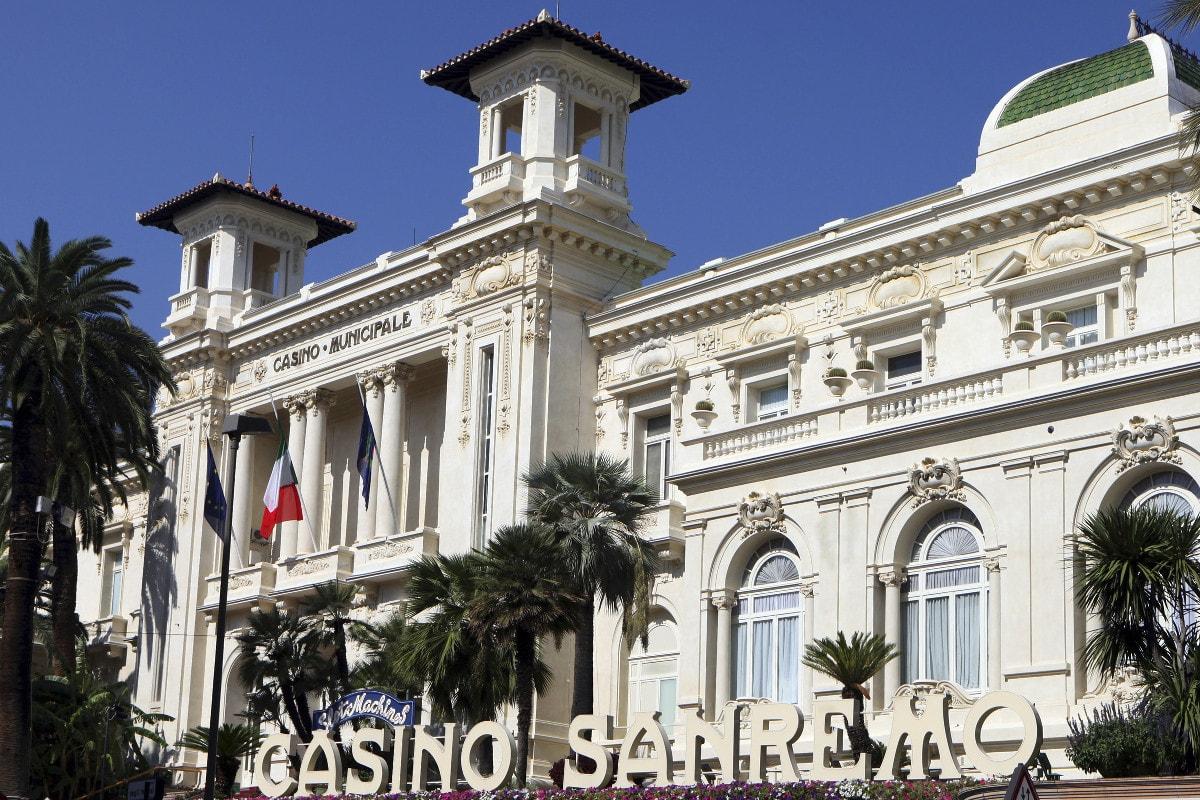 Casino sanremo capodanno 2019