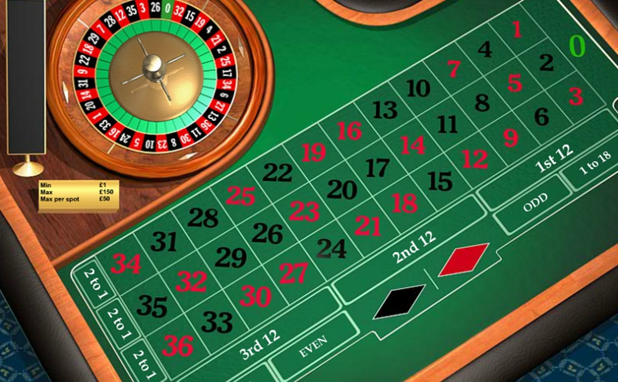 Spin and win roulette pokerstars
