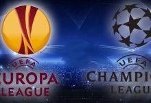 Champions ed Europa League