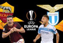 Roma e Lazio Europa League