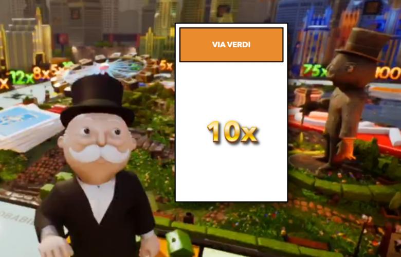 vincere a monopoly live