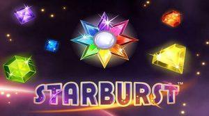 Migliori slot 2020 Starburst