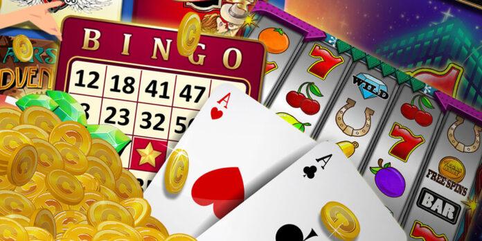 Nomi dei giochi da Casino