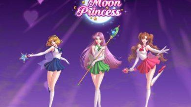 Slot moon princess