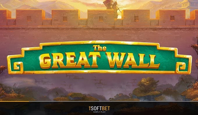 The Great Wall Slot Machine