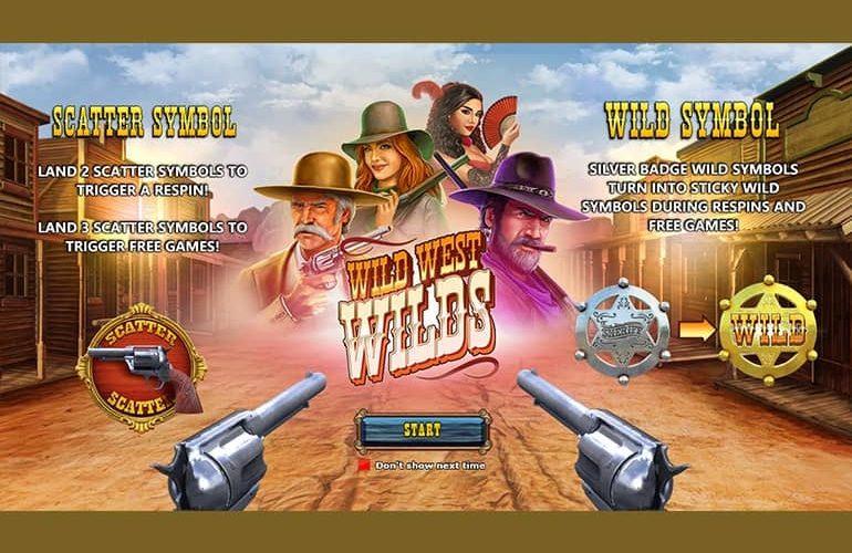 Wild West Wilds slot