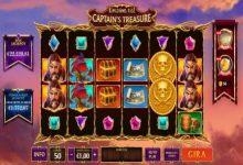 Kingdoms Rise Captain's Treasure slot
