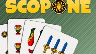 Scopone online