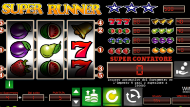 Slot Super Runner