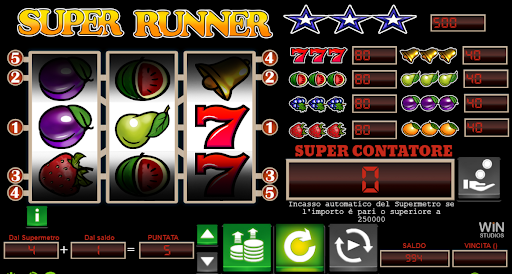 Slot Super Runner