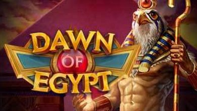 Slot Dawn of Egypt