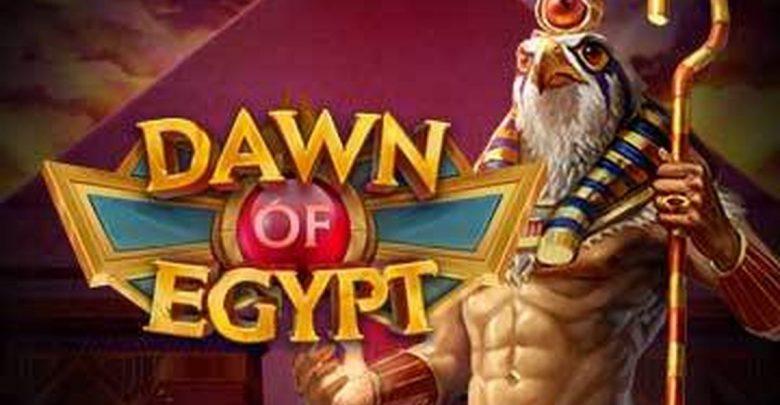 Slot Dawn of Egypt
