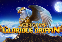 Slot Age Of The Gods Glorious Griffin