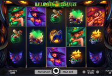 slot halloween treasure
