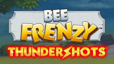Slot Bee Frenzy Thundershots
