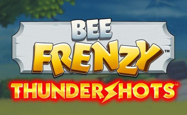 Slot Bee Frenzy Thundershots