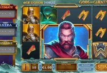 Slot Age of the gods norse gods and giants