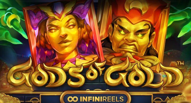 Slot Gods Of Gold Infinireels