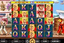 Street Fighter II: The World Warrior Slot