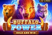 slot buffalo power hold and win