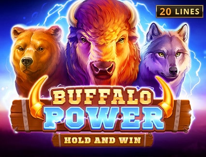 slot buffalo power hold and win