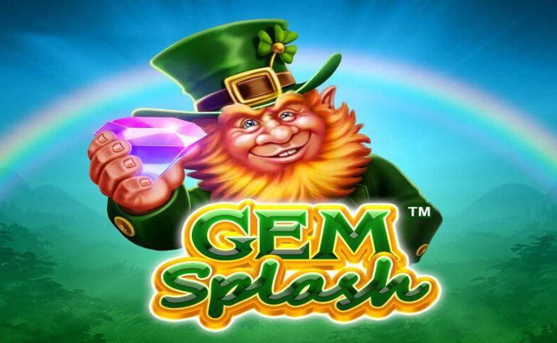Slot gem Splash rainbows gift
