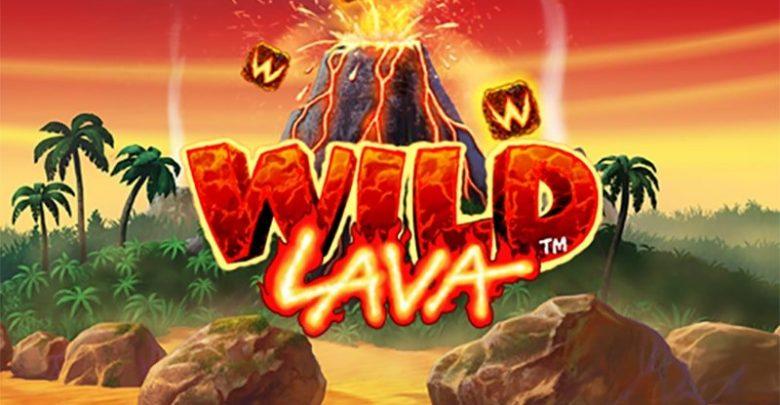 slot wild lava