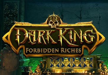 slot Dark King Forbidden Riches