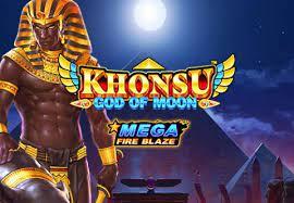 slot khonsu god of moon mega fire blaze